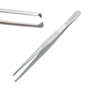 Intestinal Dressing and Tissue Forceps